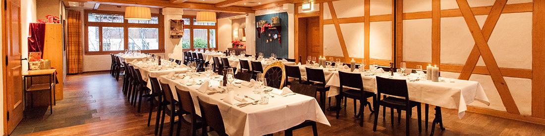 Restaurant Frohsinn in Oprikon / Glattbrugg